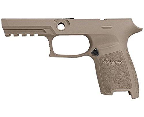 SIG SGGRIP-MOD-C-943-M-FDE Grip Mod P320C 9/40 Medium FDE Gun Grips