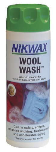 Nikwax Fabric Care (Nikwax Wool Wash 1 liter)