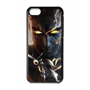 iPhone 5c Cell Phone Case Black Batman Batmobile KAO Personalized Custom Case