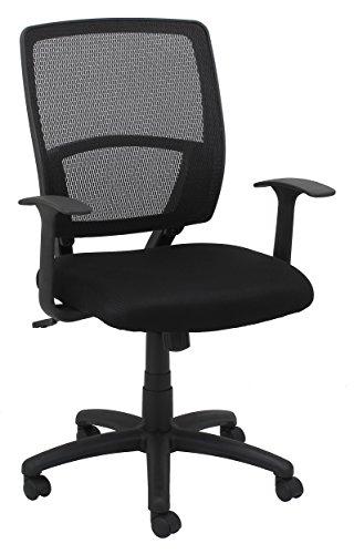 OFM (OFMV9) ESS-102-BLK-OFM Ofm Furniture Piece Office Chair, Black
