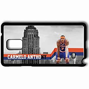 Personalized Samsung Note 4 Cell phone Case/Cover Skin 14648 knicks wp 50 512x320 Black