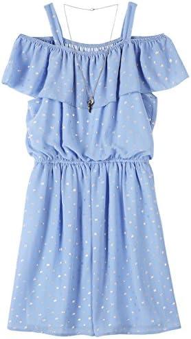 Girls Short Sleeve Retro Style Alaska Silhouette Shirts Casual Tunic Shirt Dress XS-XL