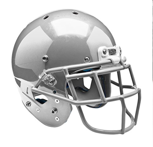 Schutt Sports 789601 Youth AiR XP Pro Football Helmet (Faceguard Not Included), Metallic Silver, Large