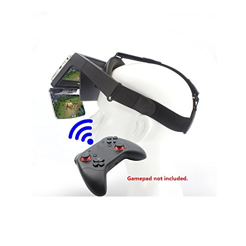 b9155a65fd3 OANDE Movie Game Headset Viewer HD Smartphone Screen Glasses FOV 69° Multi-scene  AR