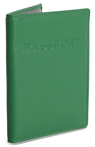 SADDLER Leather International Passport Holder & Credit Card