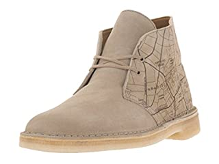 Clarks Men's Desert Boot,Sand Somerset,US 15 M (B012YZO7QG) | Amazon price tracker / tracking, Amazon price history charts, Amazon price watches, Amazon price drop alerts