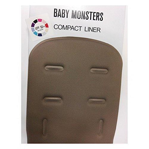 Baby Monsters - Colchoneta para Silla Gemelar Easy Twin 2.0 ...