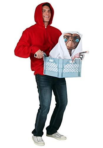 Fun Costumes Adult E.T. Elliott Kit Standard Red]()