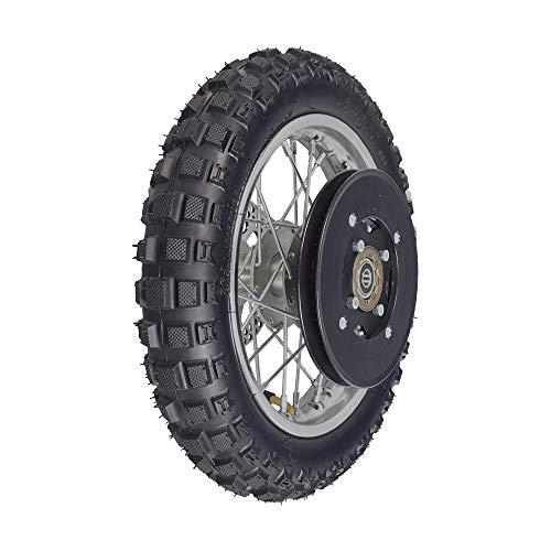 Rear Wheel Assembly for Razor MX500 and MX650 Dirt Rocket (Bike Parts Rims)