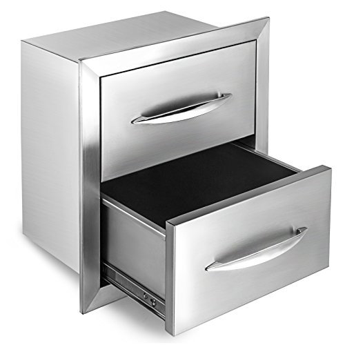 Happybuy Outdoor Kitchen Drawer 18