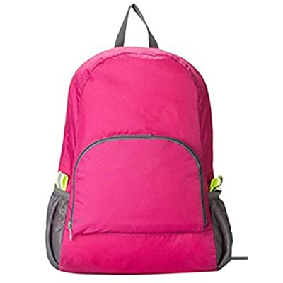 e429f9f7ae59 WeiMay Mountain Warehouse Small Rucksack - Foldable Backpack Daypack ...