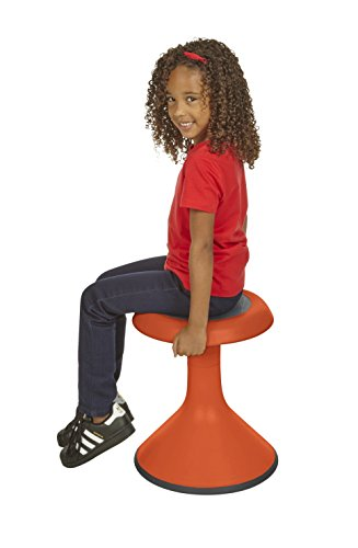 Classroom Select NeoRok Motion Stool, Active Wobble Seating, 15-1/2 inch Seat Height, Ebony by Classroom Select (Image #7)