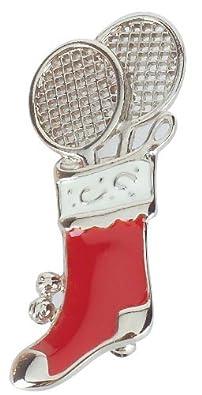 Amazon.com: Calcetín de tenis Jewlery Pin- Navika – Marcador ...