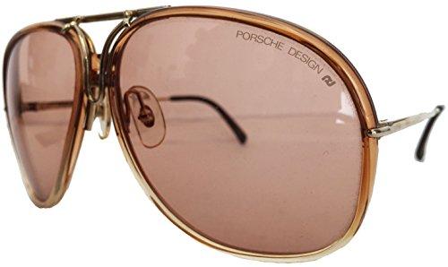 New Old Stock Vintage Porsche Design Carrera 5632 Aviator Sunglasses