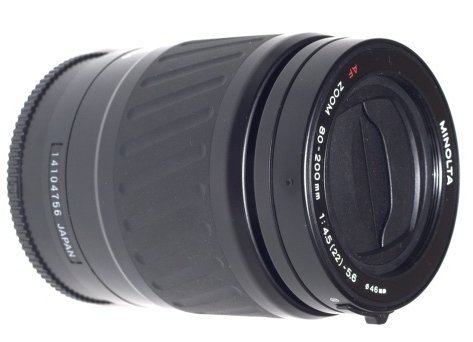 Minolta 80-200mm f4 5-5 6 AF Zoom Lens for Maxxum Dynax & Alpha Camera
