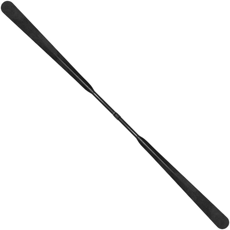 KUDO Carbon Fiber Greenland Kayak Paddle for Kayaking and Surfing with a Free Paddle Bag in Lightweight