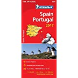 Spain & Portugal 2017 (Michelin National Maps)