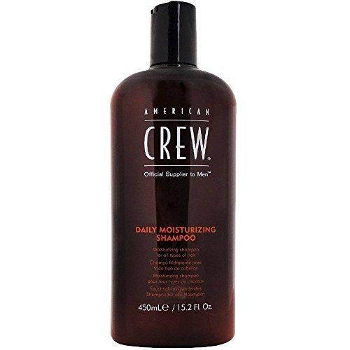 American Crew Daily Moisturizing Shampoo - American Crew Daily Moisturizing Shampoo, 15.2 oz ( Pack of 2)