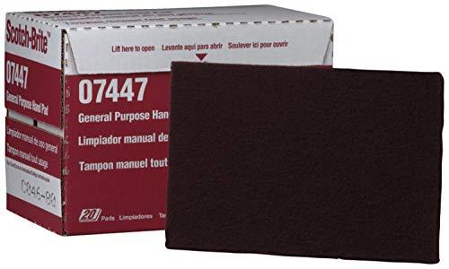 Scotch-Brite(TM) Primer Prep Scuff 07747, Aluminum Oxide, 15' Length x 4-3/4