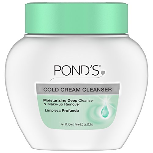 Pond's Cold Cream Cleanser, 9.5 oz, Pack of 3