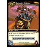 World of Warcraft Saltwater Snapjaw Turtle Mount Loot Card - Heroes of Azeroth