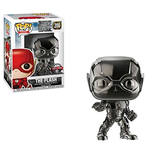 - Pop The Flash Black Chrome Fugitive Toys