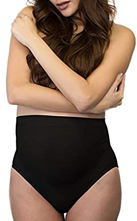 Mabel Maternity Maternity Underwear Support Brief Soft Seamless Pregnancy Belly Support Full Coverage