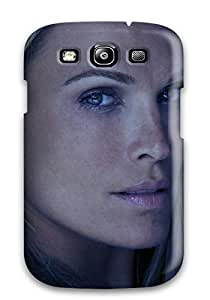 Hot Galaxy S3 Case Bumper Tpu Skin Cover For Molly Sims Accessories