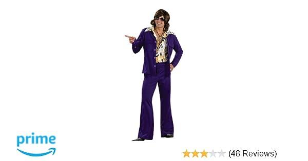 Adult Long Black// White 60s 70s A La Mod Disco Go Go Costume Wig
