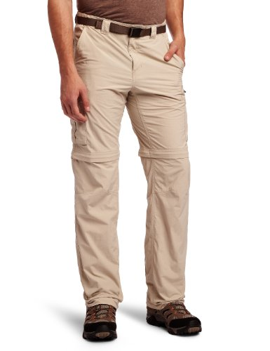 zip off cargo pants men - 7