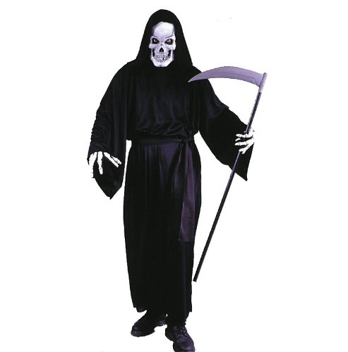 [Grave Reaper Adult Costume - Standard] (Adult Grave Reaper Costumes)