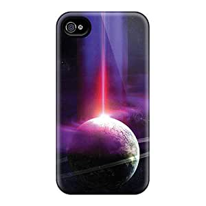 Iphone 5/5S , Premium Protective Cases With Awesome Look - Space Beam