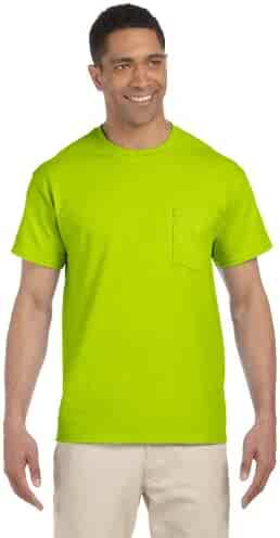 Gildan Men's G230 6.1 oz  Ultra Cotton Pocket T-Shirt