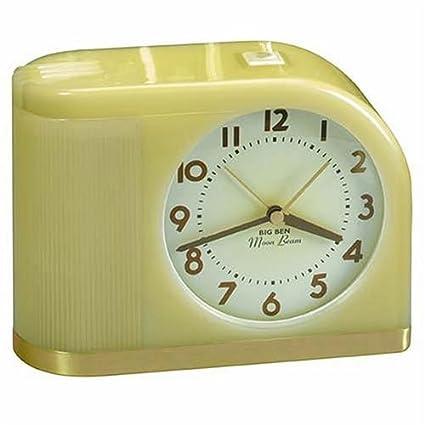 Big Ben 43000 Moonbeam alarma reloj: Amazon.es: Hogar