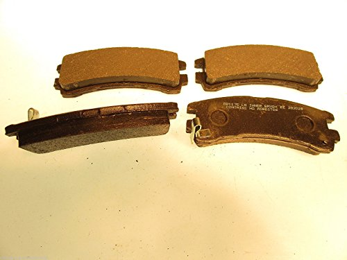 Beck Arnley  088-1372M  Axxis Metal Master Brake Pads Axxis Metal