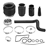 Transom Bellows Repair Reseal Kit Fit for Mercruiser Bravo 1 2 3 1982&UP 30-803100T1 8M0095485
