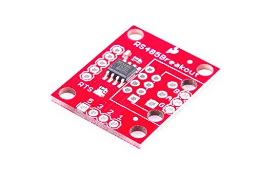 (KNACRO 3.3V UART serial to RS485 SP3485 Transceiver Converter Communication Module)
