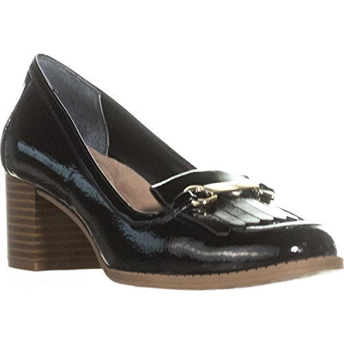 Pumps GB35 Giani Loafer Block Block Black Loafer Giani Heel Seraa GB35 Bernini Heel Seraa Pumps Black Bernini wqnBZC