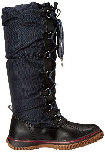 Pajar Damen Grip Boot Schwarz / Navy