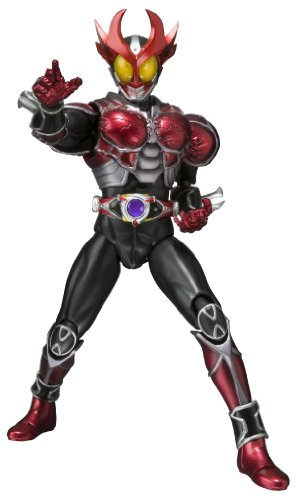Bandai Tamashii Nations S.H. Figuarts Burning Form of Kamen Rider Agito Action Figure