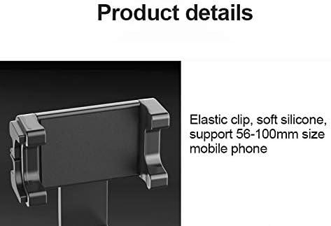Ochenta Estabilizador de card/án Estabilizador de card/án Autom/ático-Smartphones Estabilizador de Gimbal-Soporte de tel/éfono de seguimiento de 360 Tr/ípode de rotaci/ón autom/ático