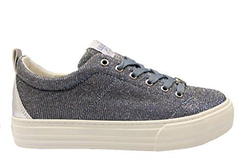 Scarpe Sneakers JO Donna Cipria e Jeans 00176 Comode GIRL LIU Jeans L3A4 Calzature 0wBf88x