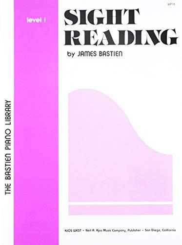 - WP16 - Sight Reading - Level 1 - Bastien Piano Library