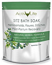 Activv Life believes in safe, natural and easy solutions for difficulties during and after pregnancy, or due to surgery or other related medical problems. Also recommended to relieve pain and swelling associated with hemorrhoids, anal fissures, or de...