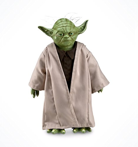 (Disney Parks Exclusive Star Wars Jedi Master Yoda Latex 18
