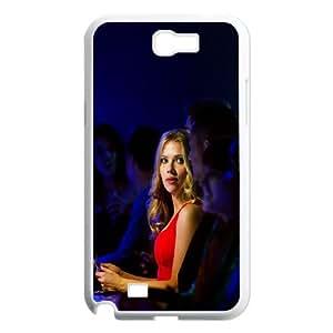 Samsung Galaxy N2 7100 Cell Phone Case White_hb56 scarlett johansson club Wevvr