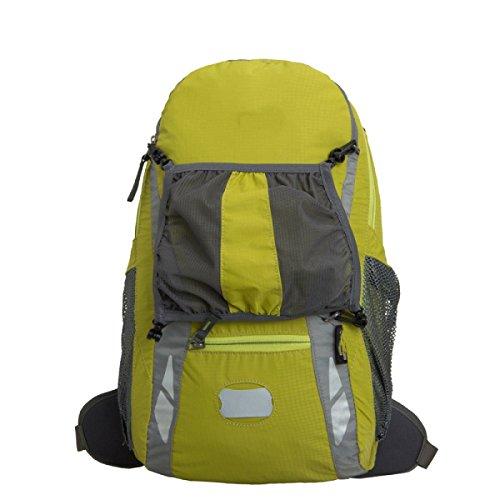 Xin.S25L Bolsa De Viaje Al Aire Libre Bolsa De Escalada Impermeable Enviar Cubierta De Lluvia Tácticas Al Aire Libre 3 Días Crítico Paquete Camping Senderismo. Multicolor Orange2