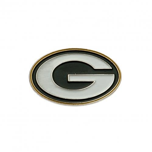 Bay Packers Green Dart (Green Bay Packers Crest Pin Badge)