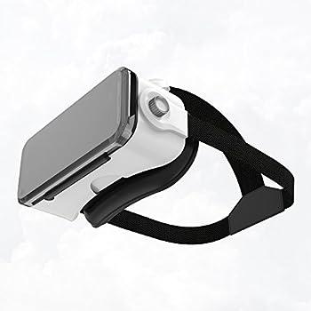 c8ed1bd9fdcf Amazon.com  Virtual Reality Headset by NSInew - Wider FOV VR Headset ...