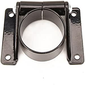 "Steering Column Mount 2.0/"" Diameter 2.50/"" Drop Aluminum Chrome universal 2 inch"